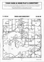 Map Image 010, Otter Tail County 1992