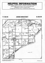 Map Image 015, Otter Tail County 1992