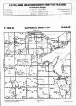 Map Image 025, Otter Tail County 1992
