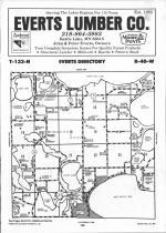 Map Image 050, Otter Tail County 1992