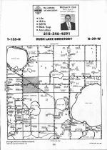 Map Image 106, Otter Tail County 1992