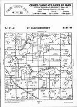 Map Image 110, Otter Tail County 1992