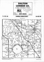 Map Image 120, Otter Tail County 1992