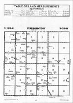 Map Image 004, Pennington County 1992