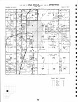 Dell Grove - East, Sandstone - West, Pine County 1972