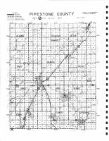 County Map, Pipestone County 1979
