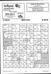 Map Image 016, Pipestone County 1993