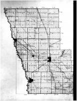Polk County Outline Map - Left