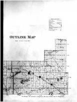 Polk County Outline Map - Right, Polk County 1902 Microfilm