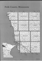 Index Map - Northwest - left, Polk County 1990