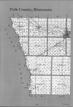Index Map - Southwest - left, Polk County 1990