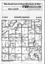 Map Image 001, Polk County 1990