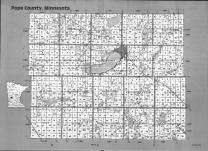 Index Map, Pope County 1992