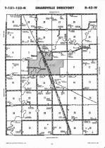 Map Image 008, Red Lake County 1992