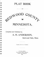 Title Page, Redwood County 1898