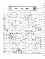 Willow Lake, Redwood County 1898