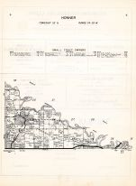Honner Township, Redwood Falls, North Redwood, Redwood County 1953