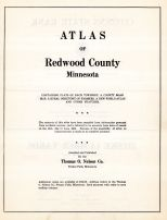 Title Page, Redwood County 1953