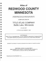 Title Page, Redwood County 2000