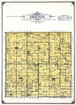 Ericson Township, Renville County 1913