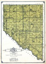 Flora Township, Renville County 1913