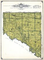 Hawk Creek Township, Renville County 1913