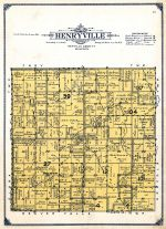Henryville Township, Renville County 1913