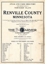 Title Page, Renville County 1913