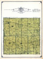 Troy Township, Danube, Renville County 1913