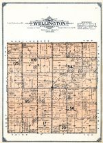 Wellington Township, Renville County 1913