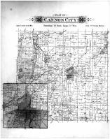 Cannon City Township, Rice County 1900
