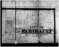 Faribault City - Above Right, Rice County 1900