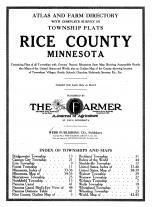 Rice County 1915