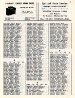 Directory 003, Rice County 1964 - 1965