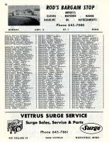 Directory 010, Rice County 1964 - 1965