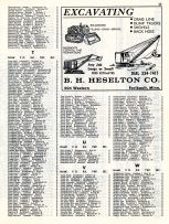 Directory 011, Rice County 1964 - 1965