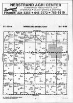 Map Image 001, Rice County 1992