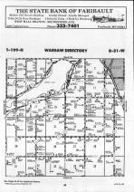 Map Image 009, Rice County 1992