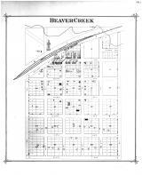 Beaver Creek, Rock County 1886