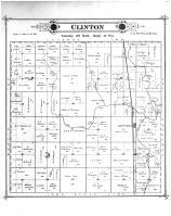 Clinton, Rock County 1886
