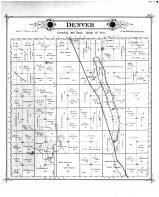 Denver, Rock County 1886