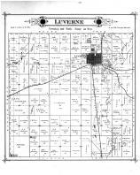 Luverne, Rock County 1886