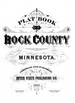 Title Page, Rock County 1886