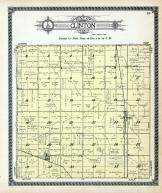 Clinton Township, Steen, Ash Creek, Rock County 1914