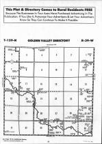 Golden Valley T159N-R39W, Roseau County 1992