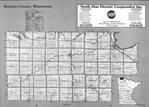 Index Map, Roseau County 1994