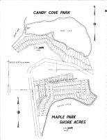 Candy Cove Park, Maple Park Shore Acres, Scott County 1963