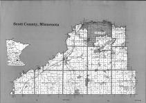 Index Map, Scott County 1992