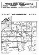 Map Image 016, Scott County 1992
