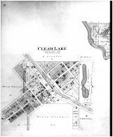 Clear Lake - Left, Sherburne County 1903